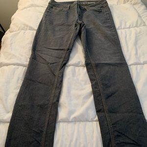 NY&COMPANY size 12 skinny jeans